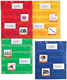 Learning Resources Magnetic Pocket Chart Squares (Set of 4)