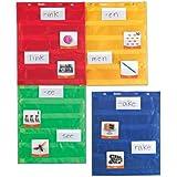 Ressources -ducatives LER2384 magn-tiques Pocket Chart Squares