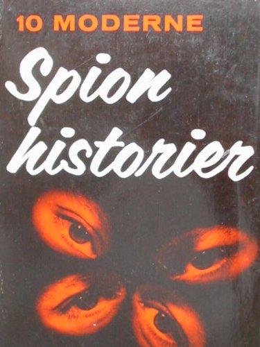 10 Moderne Spion Historier (dansk - dänisch)