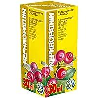Nephropathin 30ml Phyto Konzentrat - Natürliche Pflanzenextrakte Komplex - Effektive Behandlung - Nierengesundheit... preisvergleich bei billige-tabletten.eu