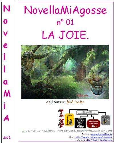 Livres gratuits en ligne NovellaMiAgosse-01-LA JOIE. pdf, epub ebook
