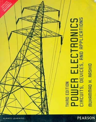 Power Electronics: Circuits, Devices and Applications, 3e