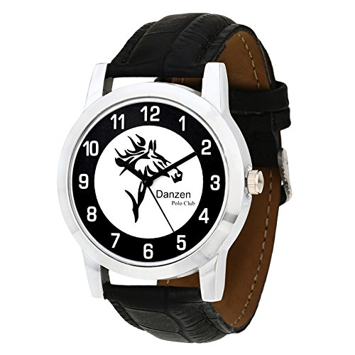 Danzen Polo Club wrist watch for mens DZ-482  available at amazon for Rs.299