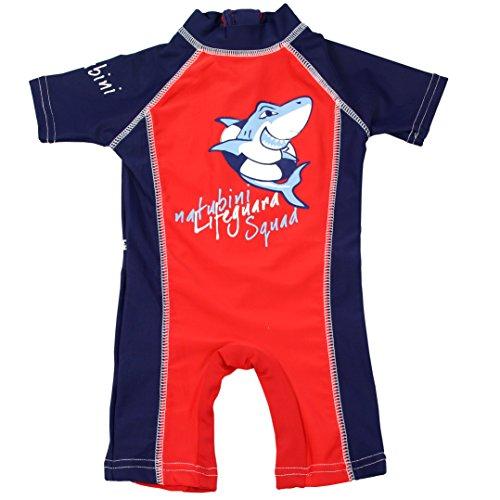 natubini Kinder Sonnenschutz Schwimm-Anzug -