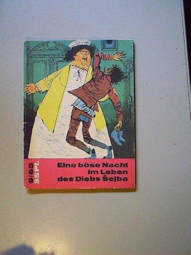 Eine böse Nacht im Leben des Diebes Sejba / kap-Heft Nr. 9/65