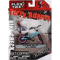 Flick Trix Toy Collectable - Metal Finger Bike - Terry Adams
