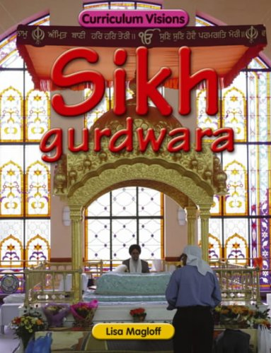 Sikh Gurdwara por Lisa Magloff