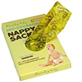 Beaming Baby Bio-degradable Nappy Sacks Fragranced - 5 x packs of 60 (300 bags)
