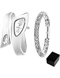 Coffret montre Bangle et bracelet So Charm® made with crystal from Swarovski
