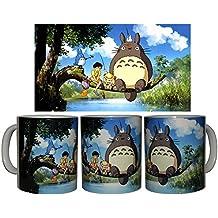 Taza Totoro + chapa