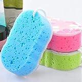 YingYing Bath and Clean Badeschwamm Massage Multi Dusche Peeling Körper Reinigung Scrubber