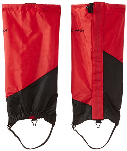 Vaude Herren Gamaschen Monte Rosa Gaiter II, red, L, 04759 (Monte Rosa)