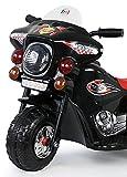 Kindermotorrad Elektromotorrad Kinder Elektro Motorrad Kinderfahrzeug NEU (Schwarz) hergestellt von Toyas