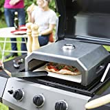 Oxford Barbecues Gourmet BBQ Pizza Oven + Stainless Steel Spatula