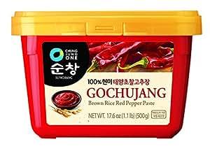 Daesang Sunchang Gochujang (Paprika Paste) 500g