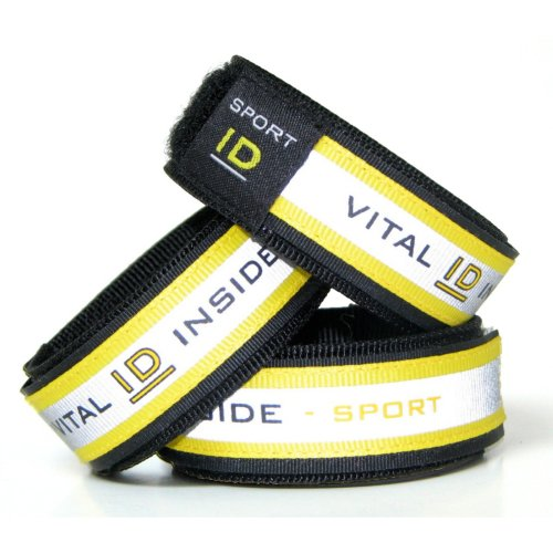Vital Id Sport – Power Wristbands