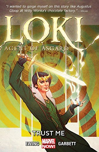 Loki: Agent of Asgard Vol. 1: Trust Me (English Edition)