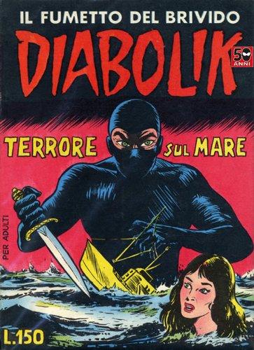 DIABOLIK (10): Limpiccato (Italian Edition)