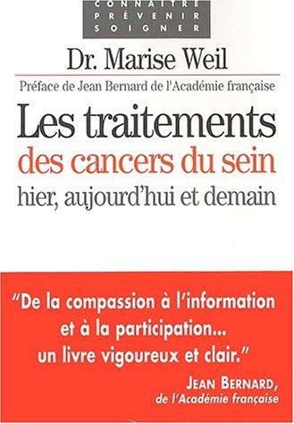 Les traitements des cancers du sein