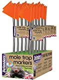 Defenders Hi-Vis Mole Trap Markers - Pack of 5