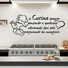 Amazon.it: adesivi murali cucina