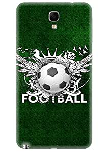 Spygen Premium Quality Designer Printed 3D Lightweight Slim Matte Finish Hard Case Back Cover For Samsung Galaxy Note 3 Neo N7505
