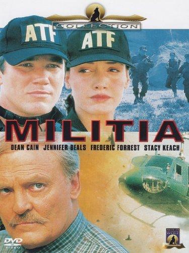 militia dvd Italian Import by dean cain