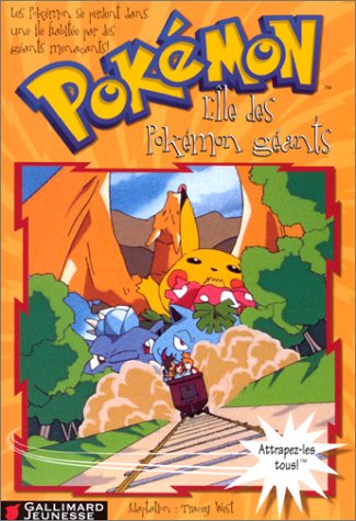 Pokemon Liles Des Polemon Geants por T. West