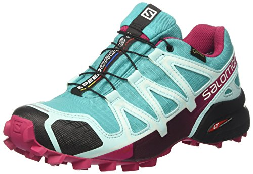 Salomon Speedcross 4 Gtx W, Zapatillas de Running para Asfalto para Mu