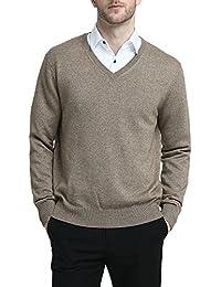 enorme sconto 0adb3 989d2 Amazon.it: maglione scollo a v uomo - 4121320031: Abbigliamento