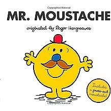 Mr. Moustache (Mr. Men and Little Miss)