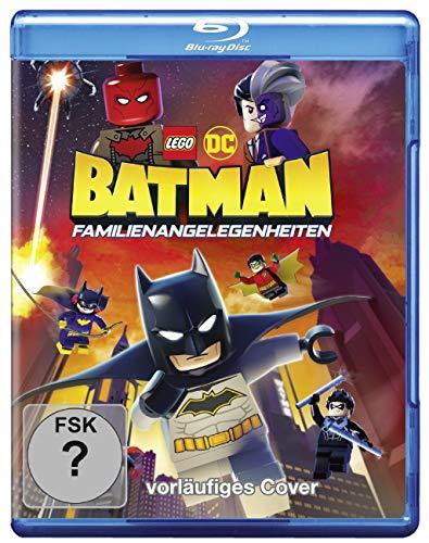Lego DC Batman - Familienangelegenheiten [Blu-ray] - Batman-tv-serie
