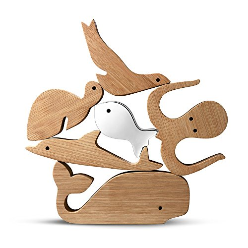 george-jensen-aquamarine-puzzle-brown-6-piece
