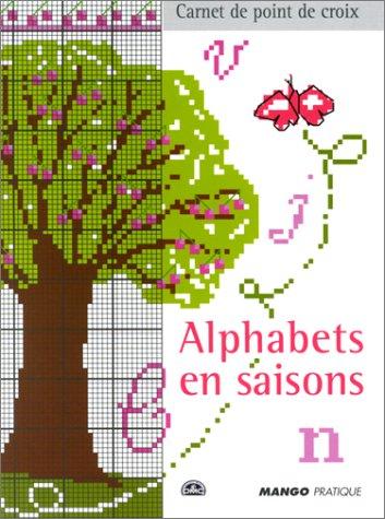 Alphabets en saisons par Isabelle Contreau