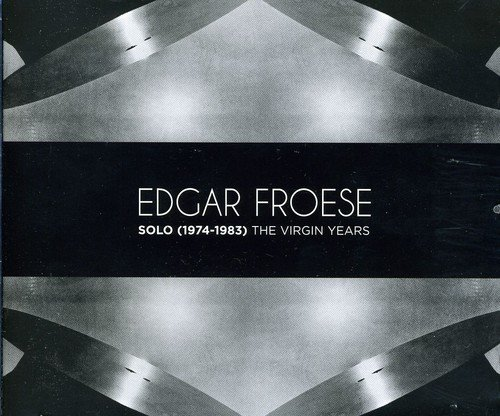 Edgar Froese: Solo [1974-83]the Virgin Years (Audio CD)