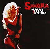 Songtexte von Shakira - Live & Off the Record