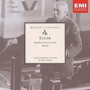 Elgar:Symphony No.1/Falstaff