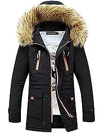 pretty nice e91bf 724ab Suchergebnis auf Amazon.de für: Wintermantel Mit Pelzkragen ...