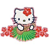 C&D Visionary Ukulele – Patch Hello Kitty, Acryl, mehrfarbig