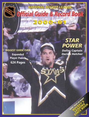 National Hockey League Official Guide & Record Book 2001 (National Hockey League Official Guide and Record Book, 2001)