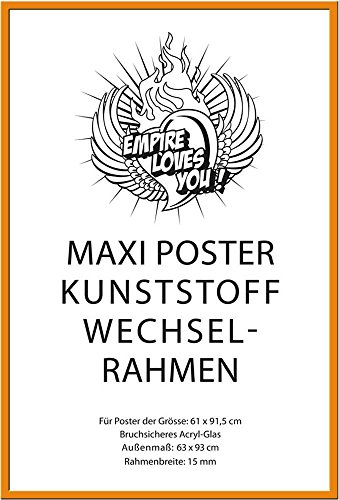 Empire Merchandising 675026 Marcos Empire Maxi-póster