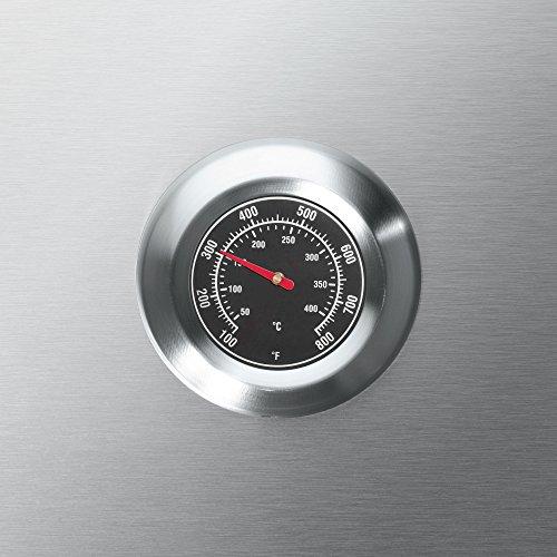 Profi Cook PC-GG 1058 Gasgrill 4-Brenner - 7