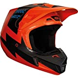 Fox casque en V 2 Mastar, Orange, Taille XL