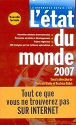 L'état du monde : Annuaire économique et géopolitique mondial