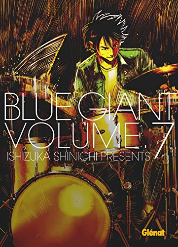 Blue Giant - Tenor saxophone | Miyamoto Dai Edition simple Tome 7