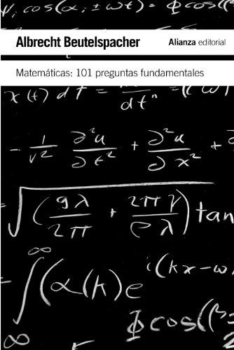 Portada del libro Matemáticas: 101 problemas fundamentales (El Libro De Bolsillo - Ciencias)