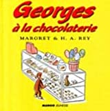 Georges à la chocolaterie