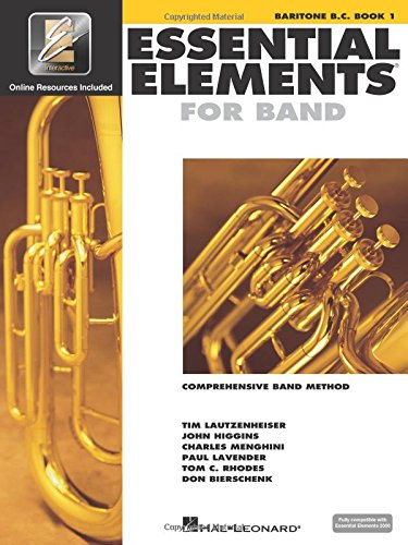 Essential Elements for Band - Book 1 With Eei +Enregistrements Online