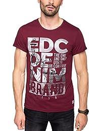 edc by Esprit 076cc2k009, T-Shirt Homme