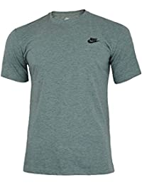 Nike Herren Club Embroidered Futura T-Shirt